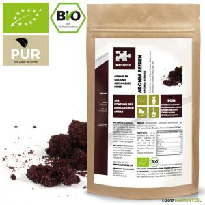 Aronia berry powder organic
