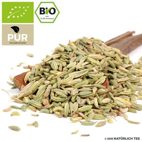 Organic Fennel Seeds sweet whole