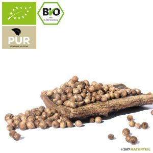 Organic Coriander seeds Whole  - NATURTEIL