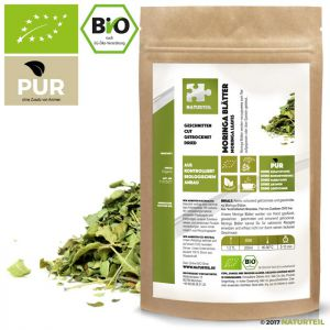 Moringa Leaves Cut Organic