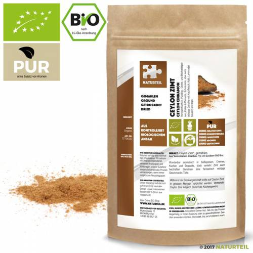 Ceylon Cinnamon Ground Organic