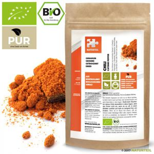 Chili Ground Organic - Cayenne Pepper