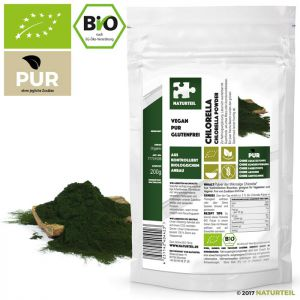 200 g Chlorella Powder Organic