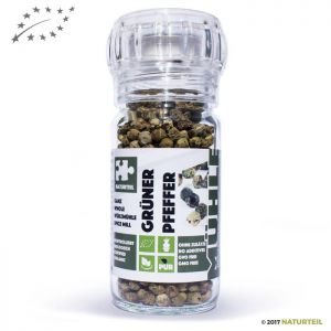 25 g Green Peppercorn Whole Organic - Spice Grinder