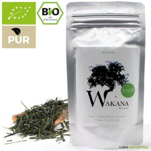 Japan Shincha Gyokuro Wakana 1st Flush Bio