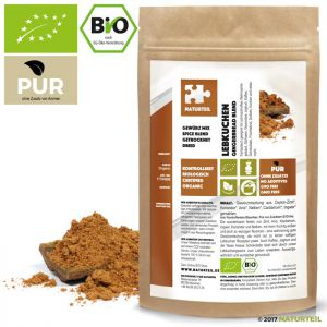 Gingerbread Spice Mix Organic