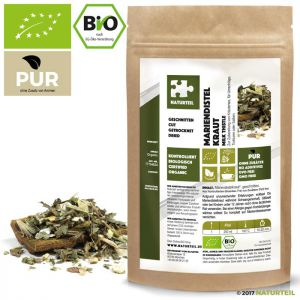 Milk Thistle Herb Cut Organic