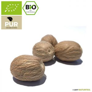 Organic Nutmeg Whole - NATURTEIL