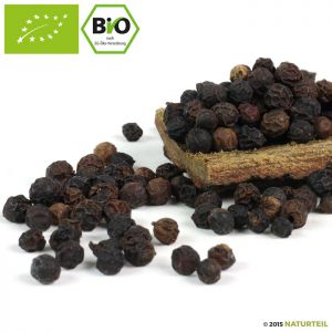 Black Pepper Whole Organic