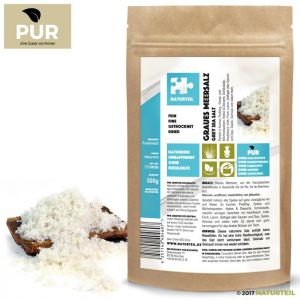 500 g Grey Sea Salt France Fine
