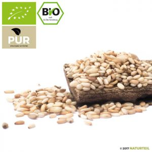 Organic Sesame Seeds Whole Unhulled