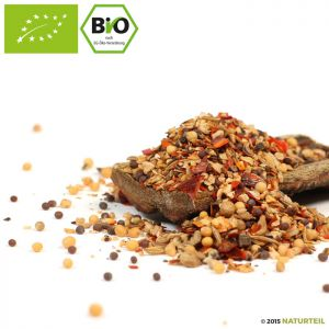 Organic Steak Spice Mix spice jar