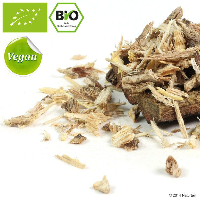 Organic Angelica Archangelica Roots Cut  - NATURTEIL